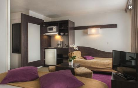 Apparthotel 25m² 1 chambre - Paris 13e Arrondissement