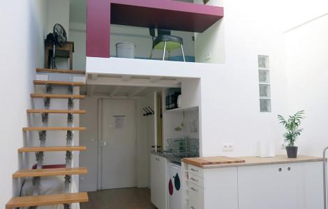 Studio 31m² - Paris - 1
