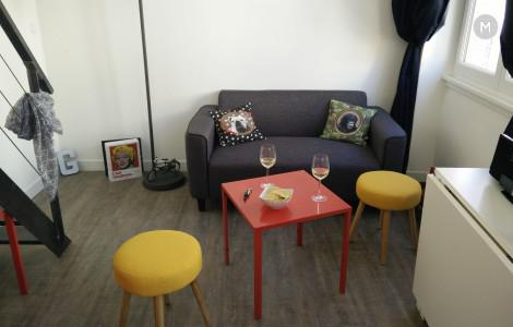 Apartment in the heart of the Croix Rousse