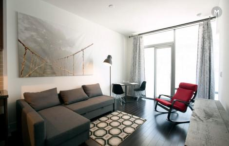 Appartement 65m² - Toronto Old Toronto
