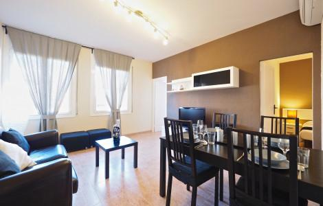 Appartement 80m² 3 chambres - Barcelone