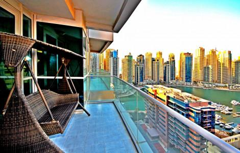 Flat 133m² 2 bedrooms - Dubai
