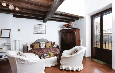 Flat 54m² 1 bedroom - Rome Municipio I