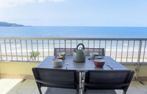 Appartement 61m² 2 chambres - Hendaye