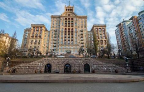 One-Bedroom Apartment  with balcony and city view - Khreschatyk, 25 - 8