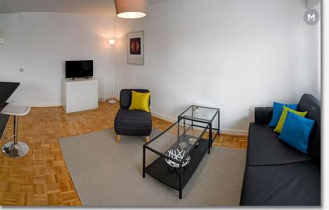 Flat 50m² 1 bedroom - Nyon