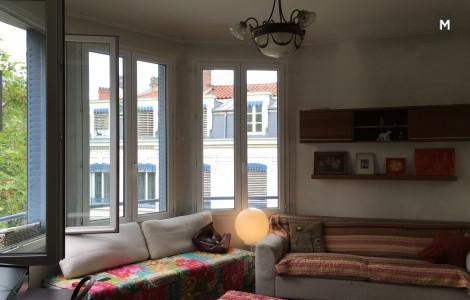Flat 75m² 2 bedrooms - Lyon 3rd arrondissement of Lyon