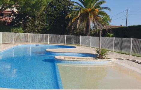 Appartement 55m² 2 chambres - Antibes