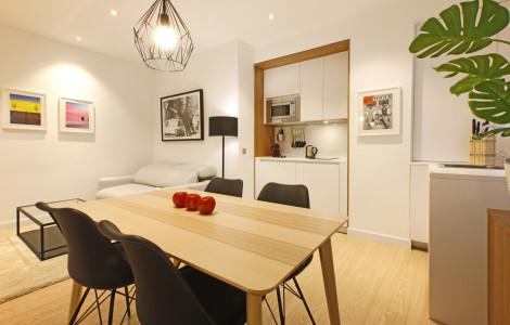 Appartement 45m² 1 chambre - Madrid