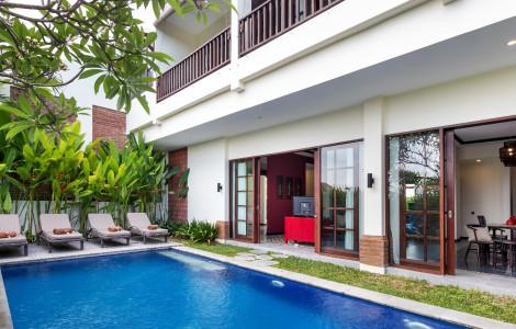 Villa / Detached house 2 bedrooms - North Kuta