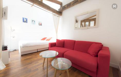 Studio 25m² - Paris - 1