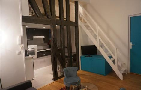 Appartement 33m² 1 chambre - Paris