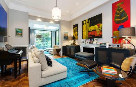 Accommodation 398m² 4 bedrooms - London