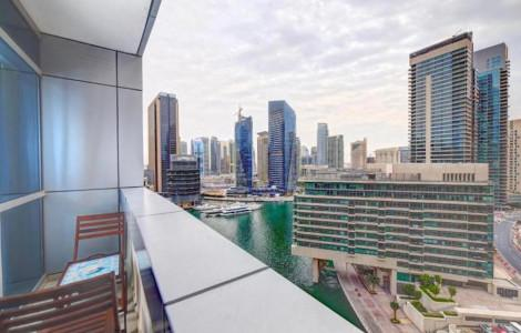Flat 73m² 1 bedroom - Dubai