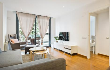 Appartement 73m² 2 chambres - Barcelona Les Corts