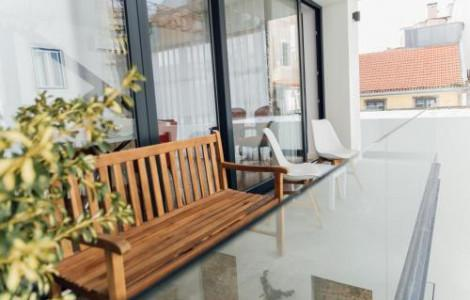 Superior Two-Bedroom Apartment with Balcony and Garden View - 12