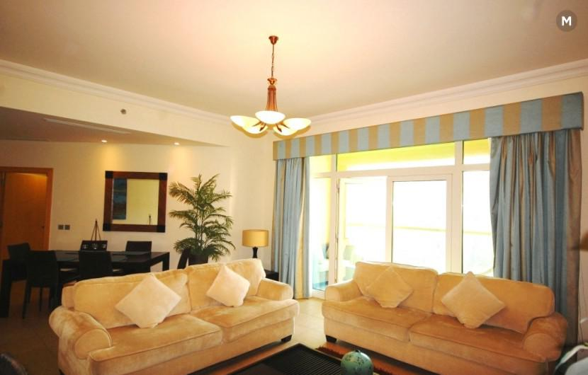 Villa / Detached house 1646m² 2 bedrooms - Dubai The Palm Jumeirah