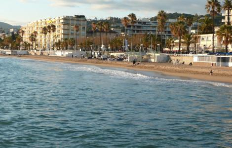 Flat 80m² 2 bedrooms - Cannes