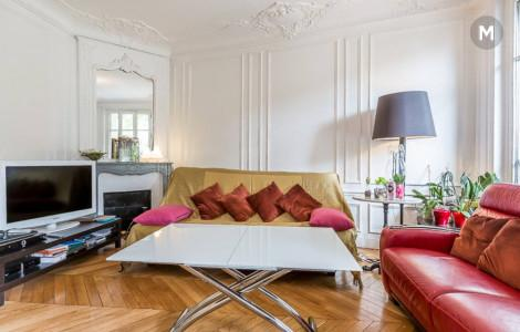 Apartment 100 m² 2 bedrooms - Paris-15E-Arrondissement
