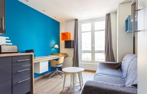 Studio 15m² - Paris