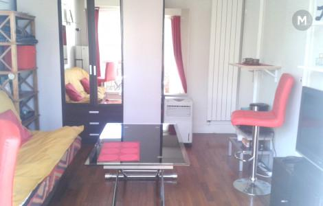 Studio 24 m² 1 chambre - Paris