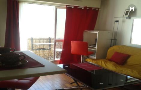 Studio 24m² - Paris