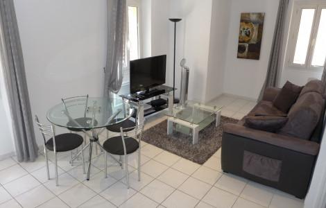 Appartement 40m² 1 chambre - Cannes