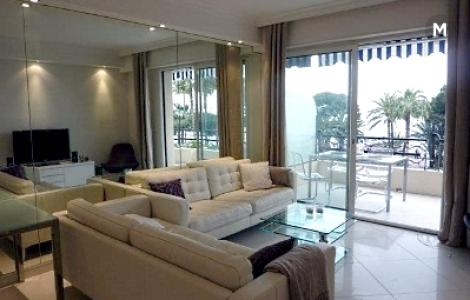 Apartment 80 sqm 2 bedrooms - Cannes