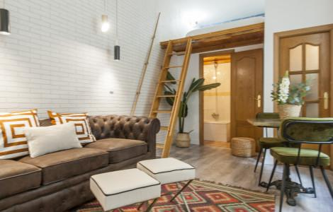 Appartement 30m² 1 chambre - Madrid