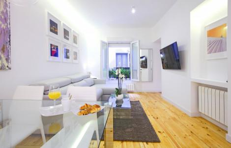 Appartement 70m² 2 chambres - Madrid Centro - 1