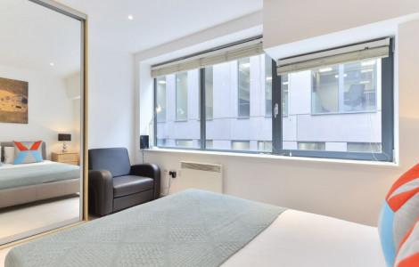 Appartement 38m² 1 chambre - City of London