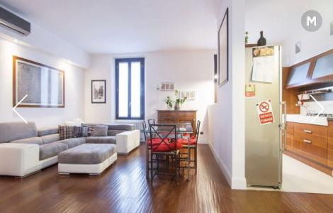 Appartement 120m² 3 chambres - Milan