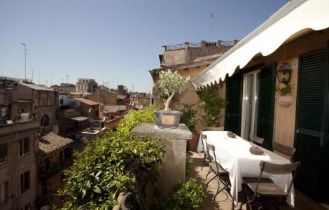 Appartement 120m² 2 chambres - Rome